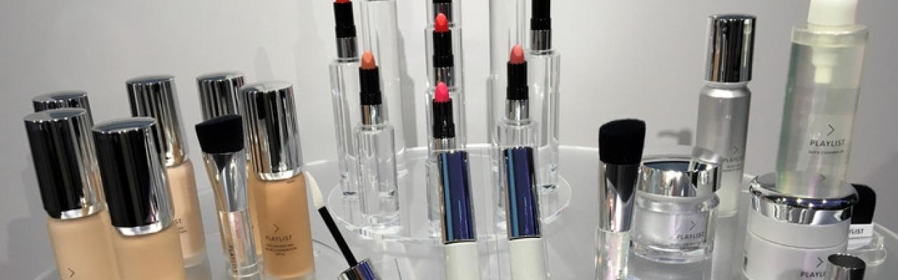 PLAYLIST: thương hiệu mỹ phẩm online mới của Shiseido