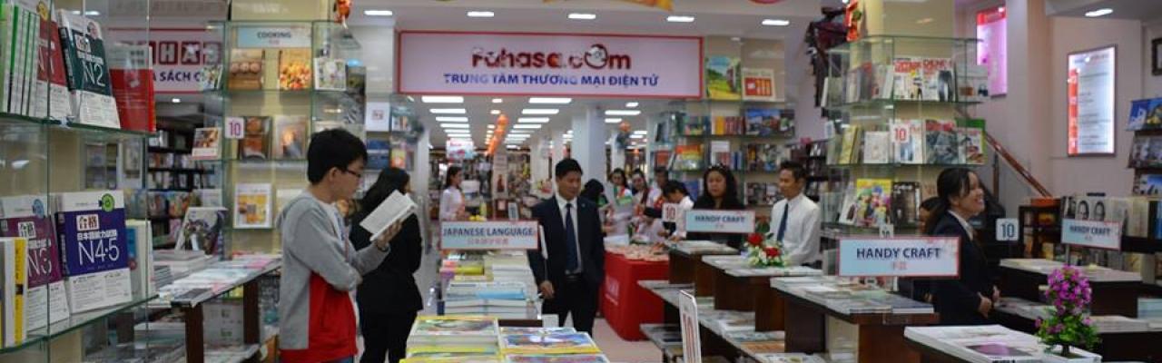 FAHASA khai mạc Tuần lễ sách Nhật Bản