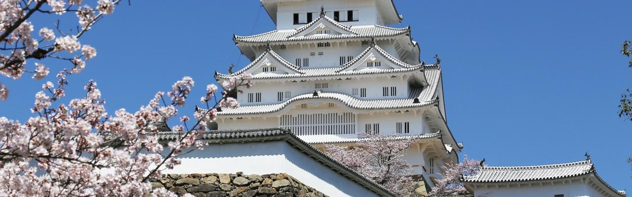 Lâu đài Himeji - Tòa lâu đài tuyệt mỹ nhất Nhật Bản
