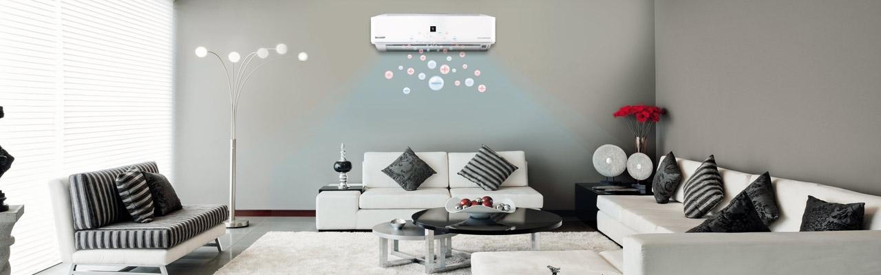Sharp giới thiệu bộ sưu tập máy lạnh cao cấp J-tech Inverter