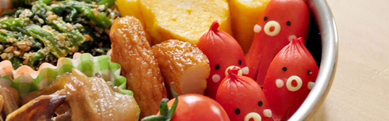 Tìm hiểu ẩm thực Nhật Bản qua chuyên đề Bento