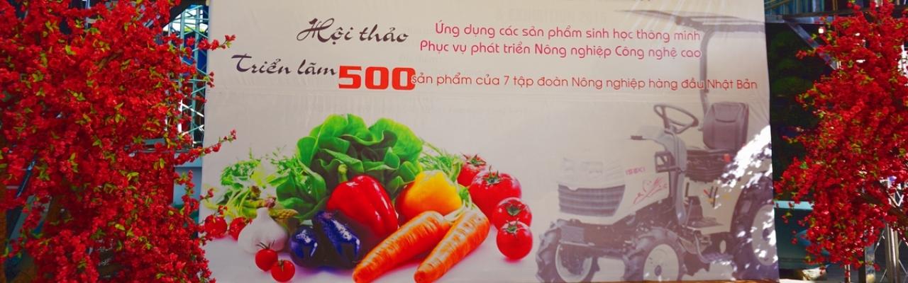 Kết nối nông dân Việt Nam với chuyên gia nông nghiệp Nhật Bản