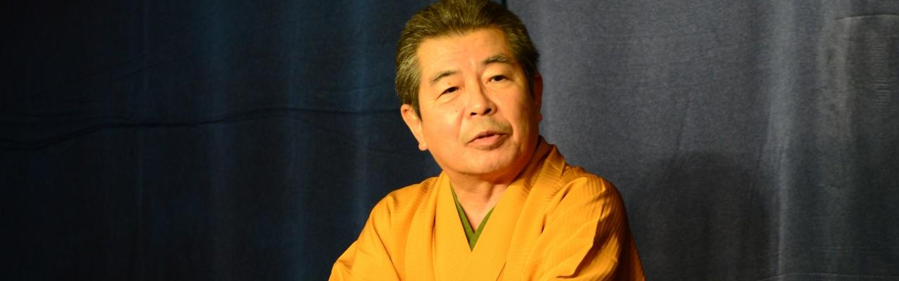 Shinosuke Tatekawa và sức hấp dẫn của Rakugo