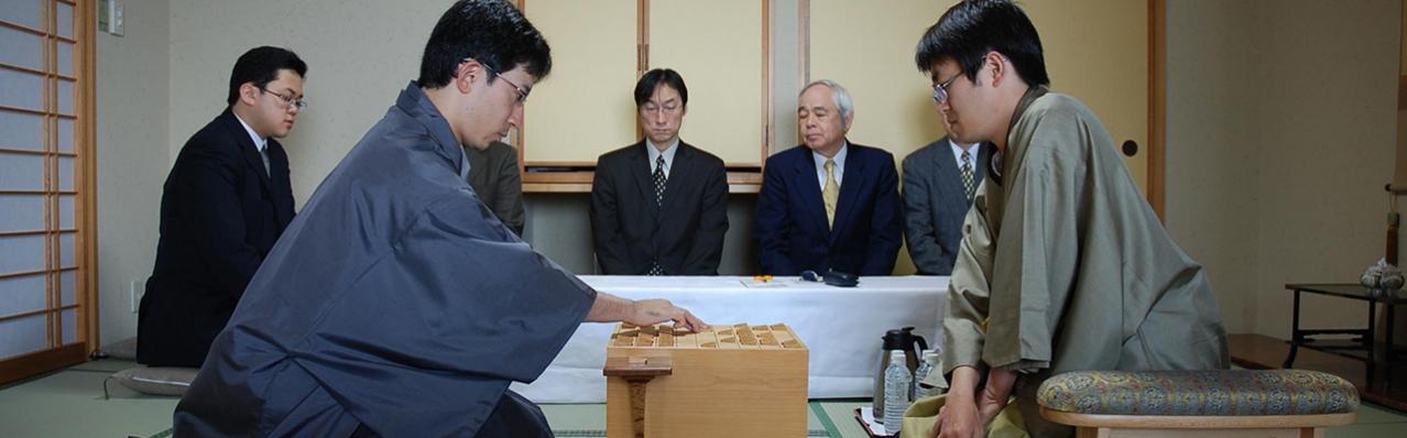 Khốc liệt thế giới kỳ thủ cờ Shogi tại Nhật!