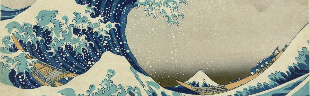 Ukiyo-e, một thời đại rực rỡ trong tranh