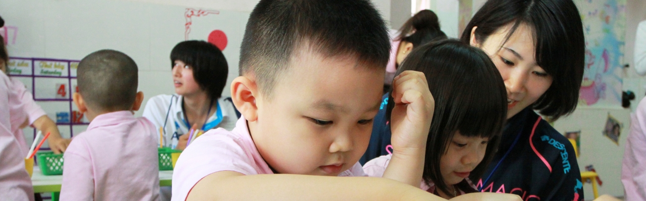 Mầm non Việt - Nhật: Nhiều nỗi lo chung
