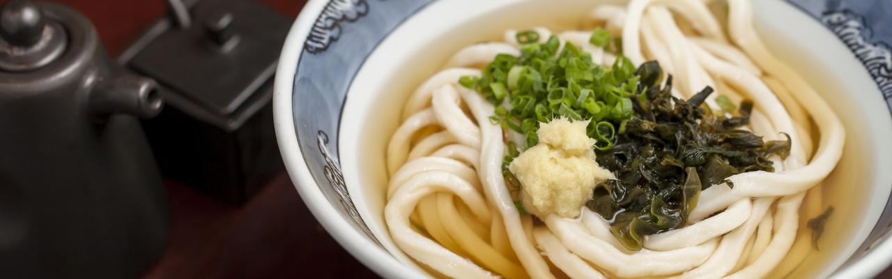 Mì Udon từng là món ăn cao cấp