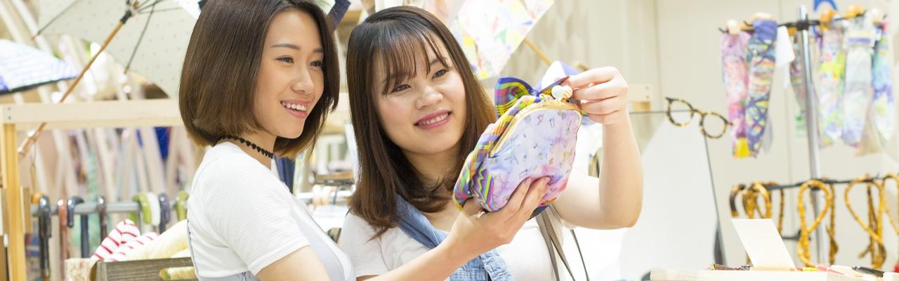 買い物天国・東京へ旅しよう!
