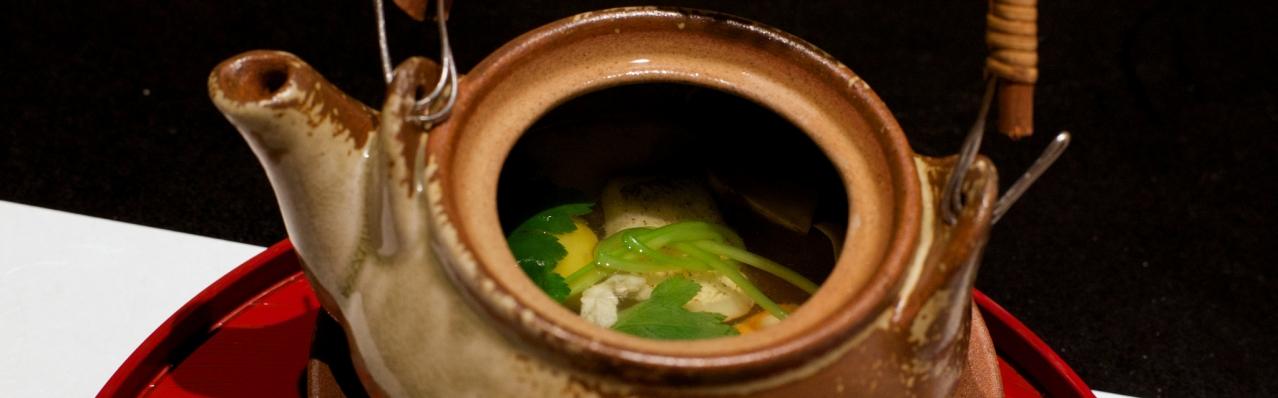 Mushimono - Nguyên sơ món hấp Nhật Bản