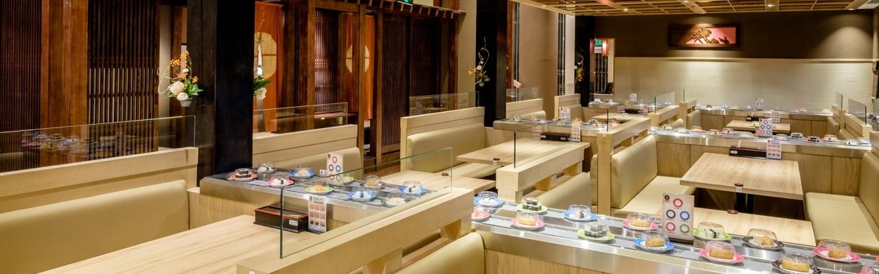 まるで日本!リーズナブルな回転寿司店がオープン!