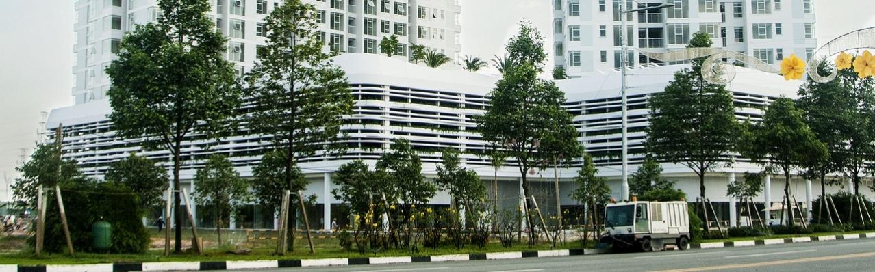 Binh Duong新都市のSORA gardenⅠが竣工