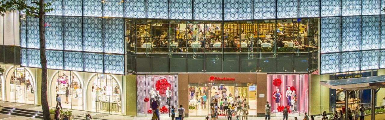 Takashimaya, nơi kiến tạo phong cách mua sắm mới