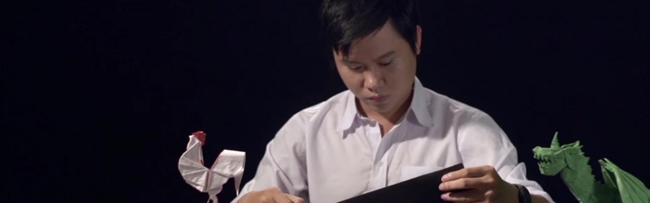 Henry Phạm – Thu nhập ngàn đô từ kênh Youtube Origami