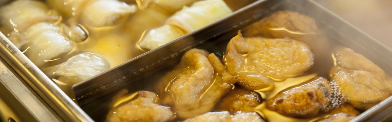 Thỏa thuê thưởng thức ẩm thực Nhật Bản tại Sakura Matsuri