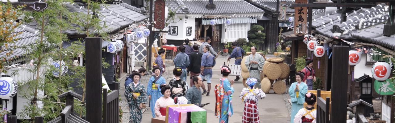 Edo Wonderland - lưu lại những năm tháng vàng son