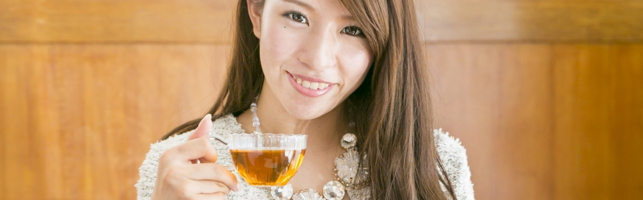 丹波なた豆茶がベトナムに登場♪
