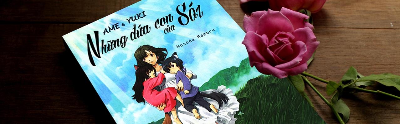 """Review """"Ame & Yuki: Những đứa con của sói"""""""