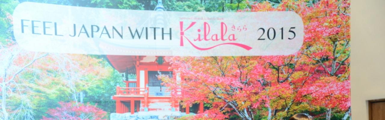 "Một ngày nhộn nhịp ở ""Feel Japan with Kilala 2015"""