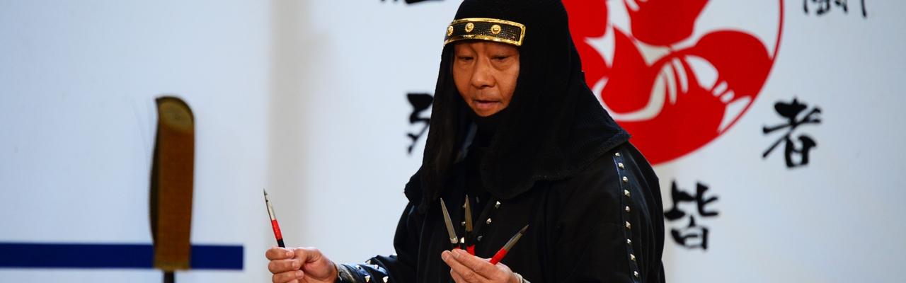 Ninja, từ huyền thoại đến đời thực