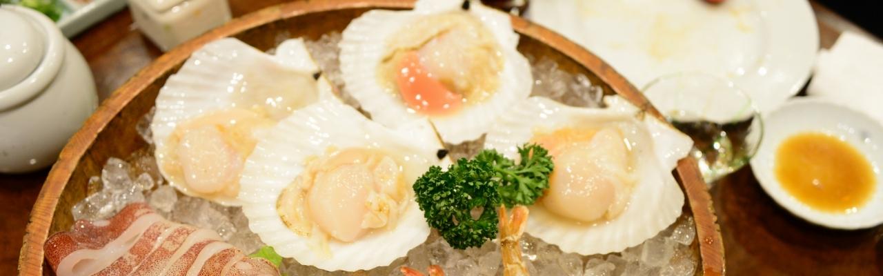 """Ẩm thực """"ngon quên sầu"""" ở Tottori"""