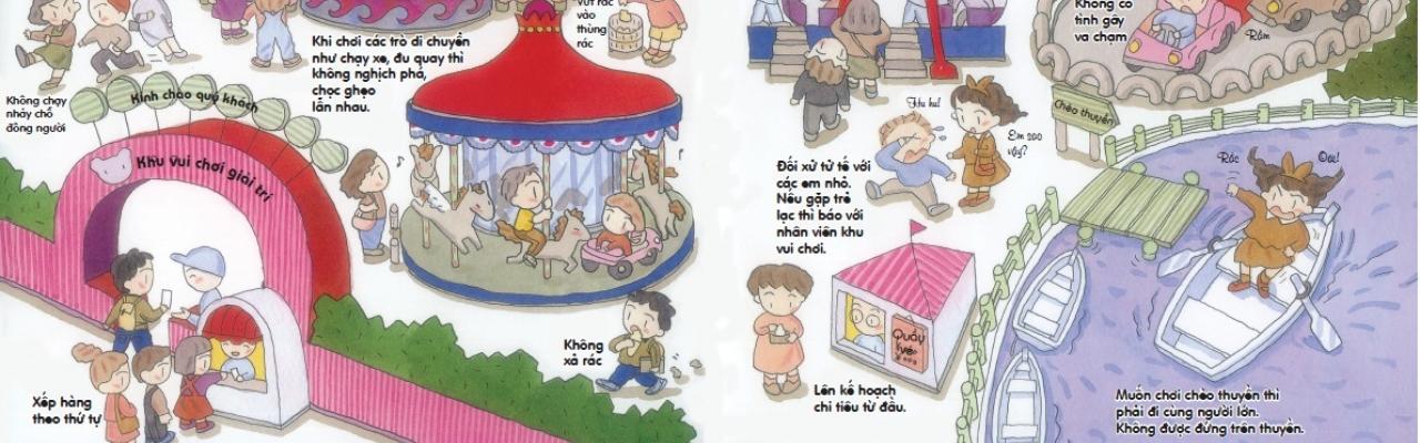 Phép ứng xử dành cho trẻ em