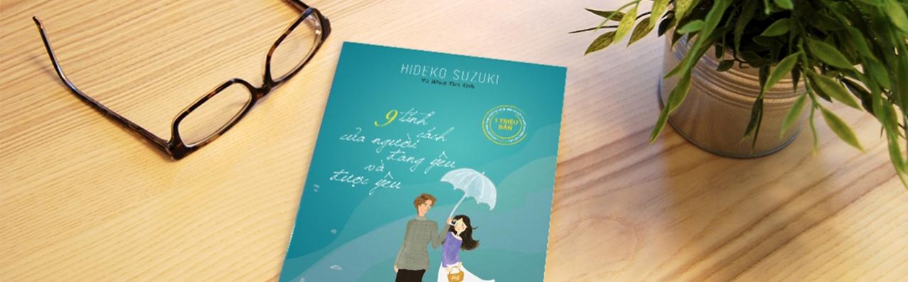 Review sách: 9 tính cách của người đang yêu và được yêu