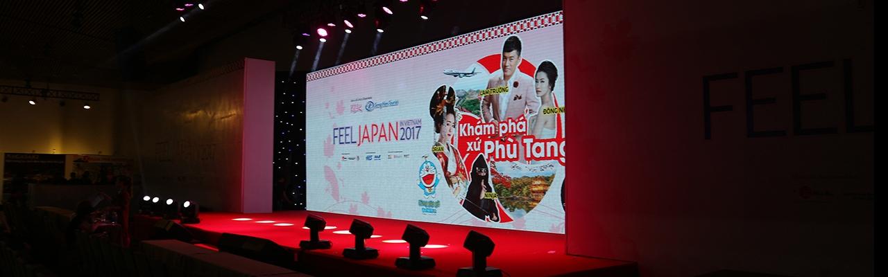 Trước giờ G: Kilala toàn lực chuẩn bị cho Feel Japan 2017
