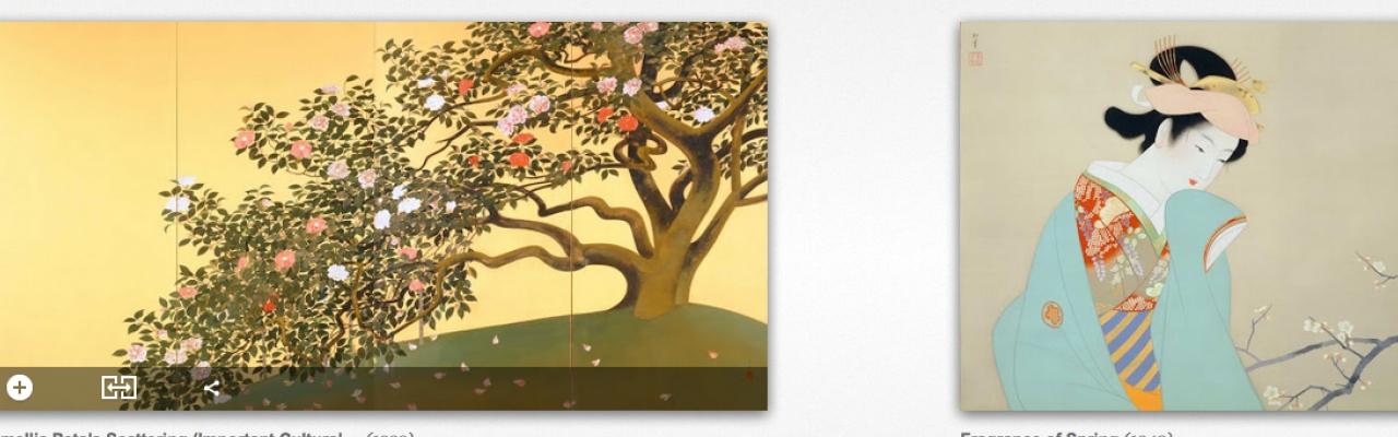 Những nữ họa sĩ tài hoa của Nhật Bản