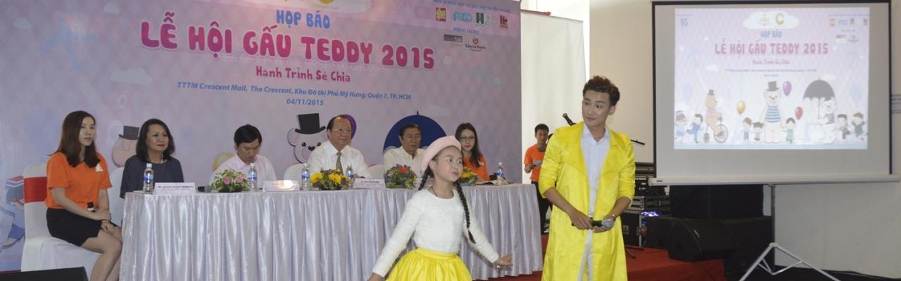 Lễ hội gấu Teddy 2015 - Hành trình sẻ chia