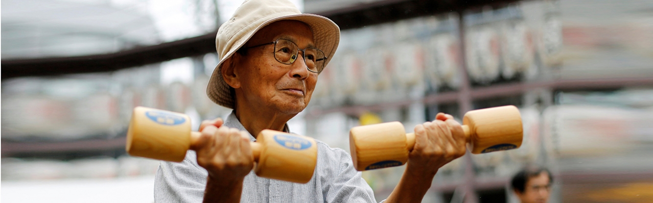 Bác sĩ Nhật đề xuất tăng tuổi về hưu từ 65 lên 75 tuổi
