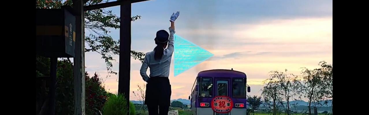 """""""Miyako"""" - Phim ngắn gây sốt về nữ tiếp viên tàu tận tâm"""