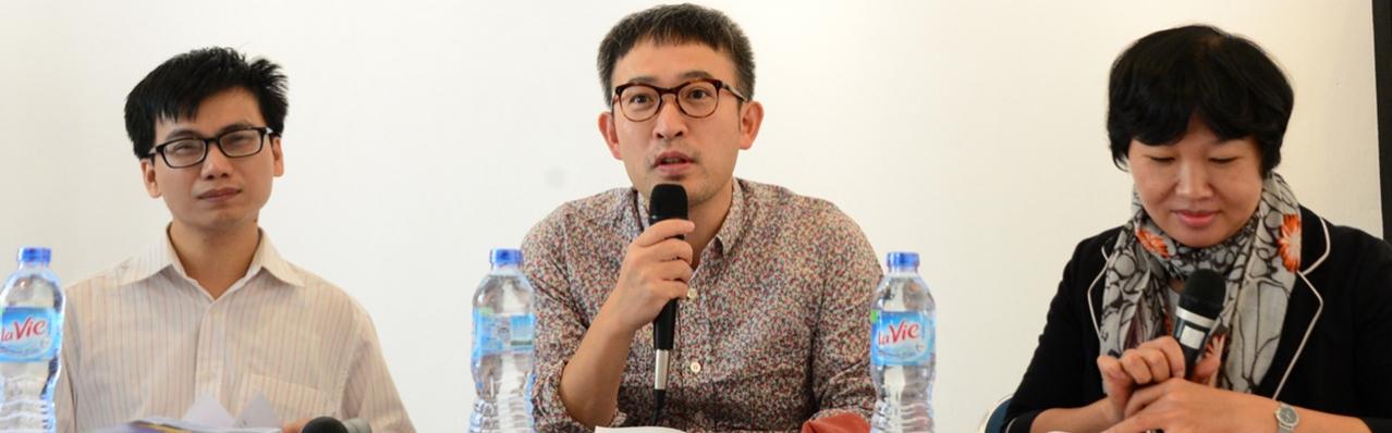 """Gặp gỡ nhà văn Masatsugu Ono: """"Viết không đau về nỗi đau"""""""