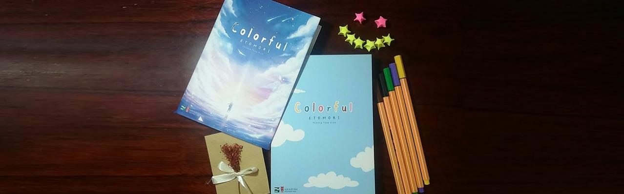 Colorful – Tác phẩm khiến tôi vừa khóc, vừa cười, vừa ám ảnh
