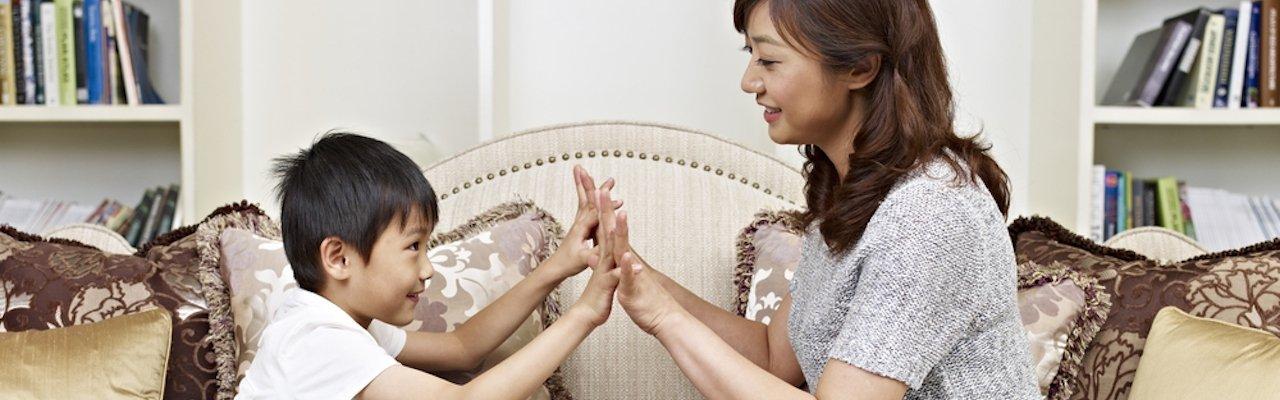 Dạy con kiểu Nhật: Khen con sao cho đúng cách?