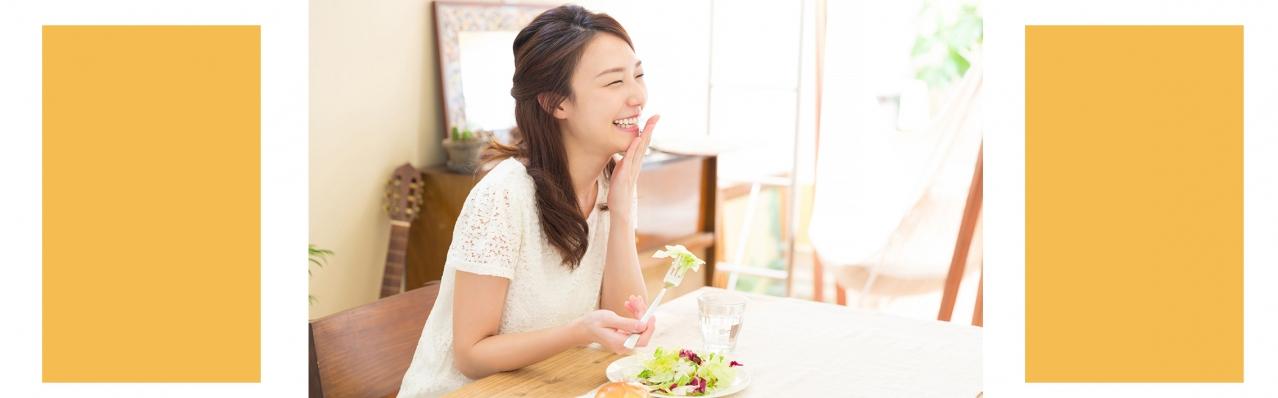 """""""Bạn là những gì bạn ăn"""" - Dinh dưỡng đúng để trẻ lâu"""