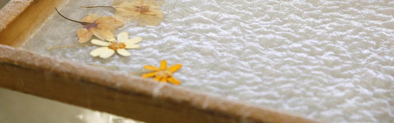 Một số loại giấy Washi đặc sắc ở Nhật Bản