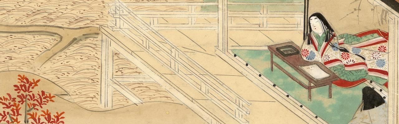 Truyện Genji - tiểu thuyết tâm lý đầu tiên của thế giới