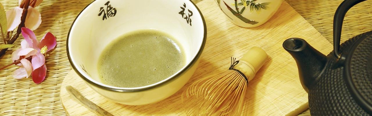 Cha no Yu - Nghi thức pha trà trong Trà đạo