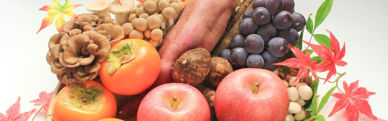 Những món ăn của mùa thu