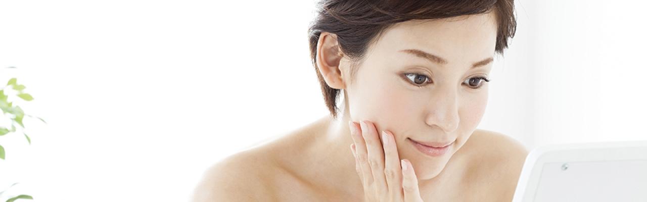 Làn da bị lão hóa và giải pháp Collagen