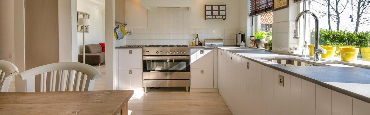 Cách sắp xếp nhà bếp gọn - sạch - đẹp như người Nhật