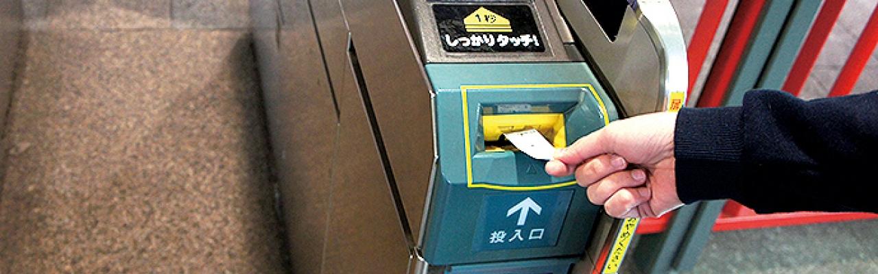 Hướng dẫn lưu thông ở Tokyo