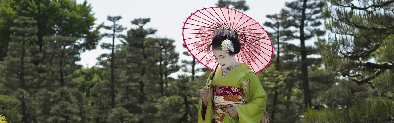 Geisha và Maiko, biểu tượng nữ tính truyền thống của Nhật Bản