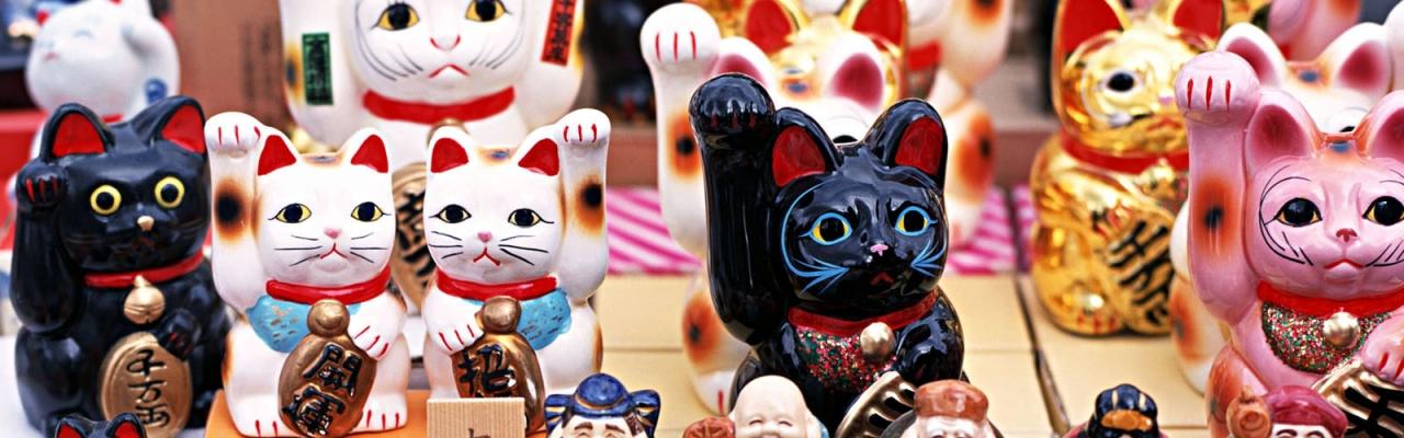 Quà lưu niệm văn hóa khi du lịch Nhật Bản