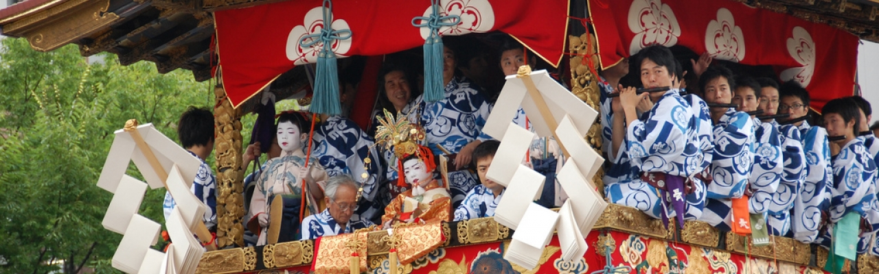 Lễ hội Gion tại Kyoto - Nét đẹp văn hóa được gìn giữ qua năm tháng