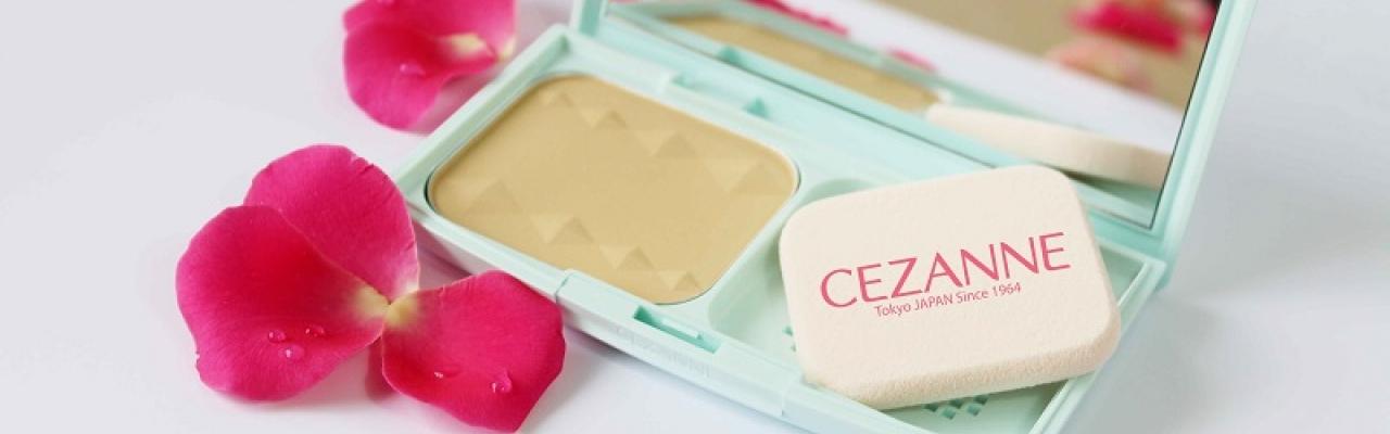 CEZANNE - Thương hiệu mỹ phẩm 50 năm từ Nhật Bản