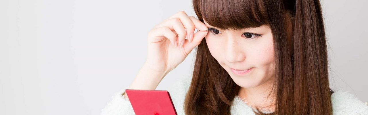 Trang điểm mắt với Cosme Contact