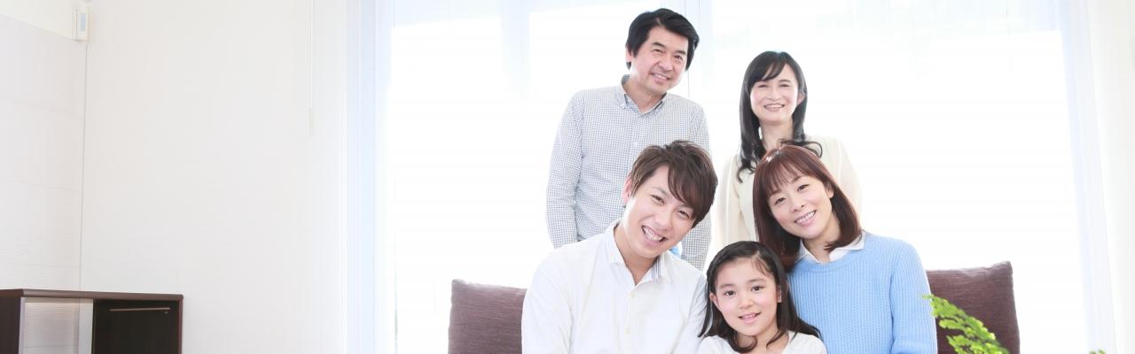 家族の健康を守る「きれいな空気」