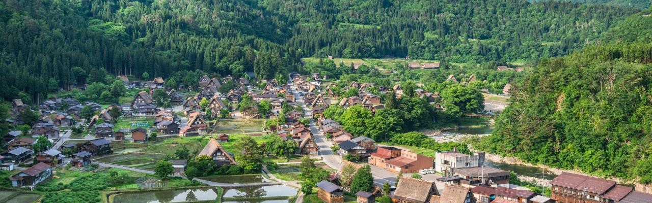 Gifu - Hành trình khám phá lịch sử và thiên nhiên