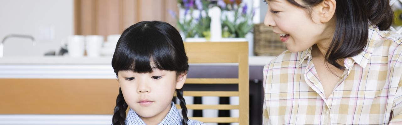 Nuôi dưỡng tính kiên trì cho con